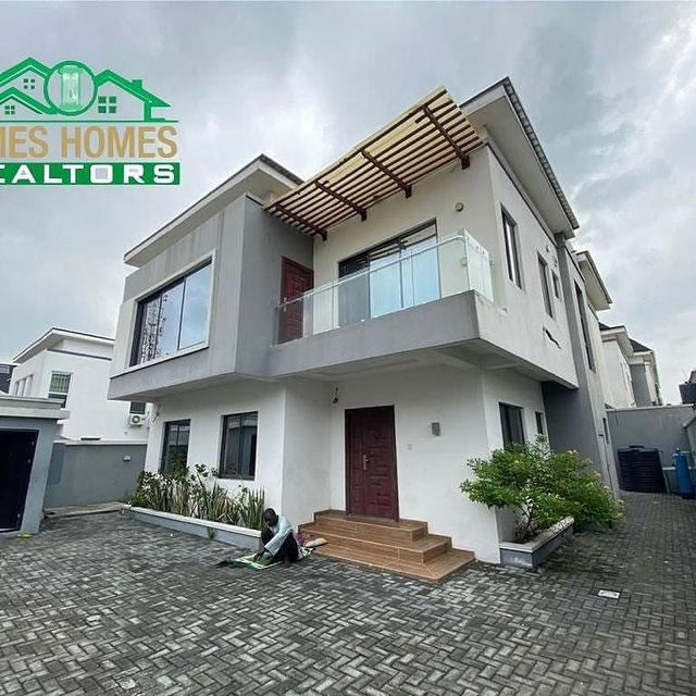 Buy Your Dream House In Lekki, Lagos State