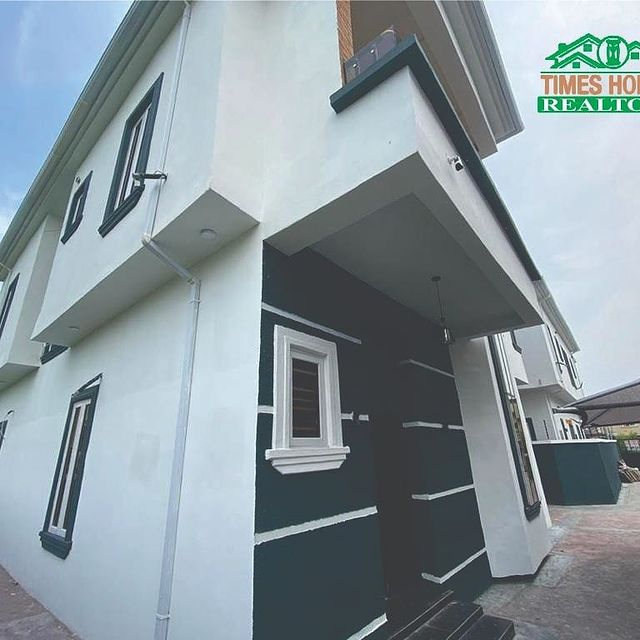 Brand New and Tastefully Finished 5 Bedroom Fully Detached Duplex With Boy's Quarter For Sale